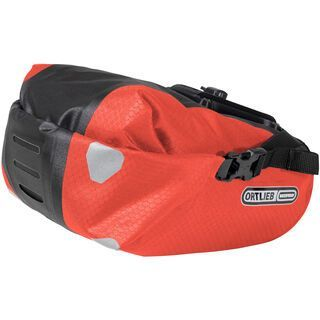 Ortlieb Saddle-Bag Two 4,1 L, signal red-black - Satteltasche