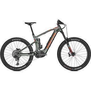 Focus Focus Sam² 6.9 2019, olive/orange - E-Bike