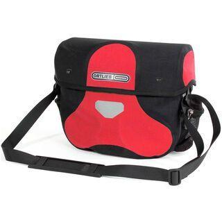 Ortlieb Ultimate6 M Plus, rot-schwarz - Lenkertasche