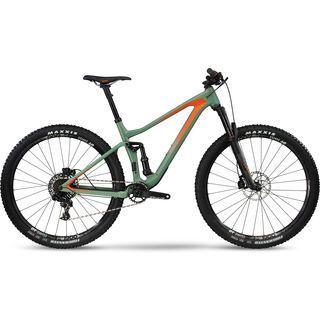 BMC Speedfox 02 Two 2019, finisher green - Mountainbike