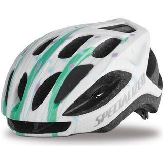 Specialized Flash, Teal Sprouts - Fahrradhelm