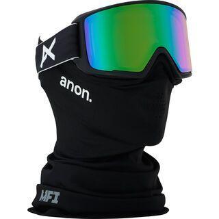 Anon M3 MFI, black/Lens: sonar green - Skibrille