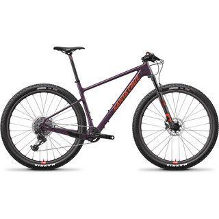 Santa Cruz Highball CC X01 Reserve 2018, eggplant - Mountainbike