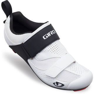 Giro Inciter Tri, white/black - Radschuhe