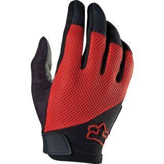 Fox Reflex Gel Glove, red - Fahrradhandschuhe