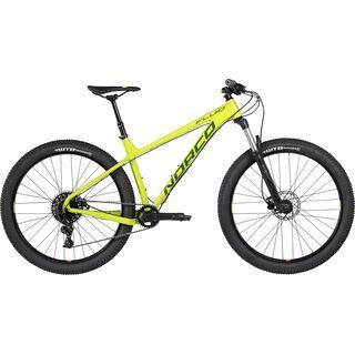 Norco Fluid HT 2 27.5 Plus 2018, citron/green - Mountainbike