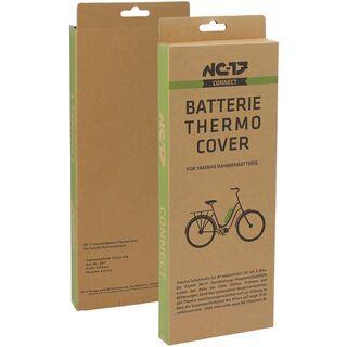 NC-17 Batterie Thermo Cover - Yamaha Rahmen Akku