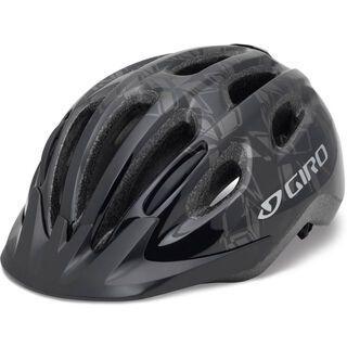 Giro Venus II, black/metal charcoal tallac - Fahrradhelm