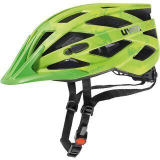 uvex I-VO CC, green-lemon mat - Fahrradhelm