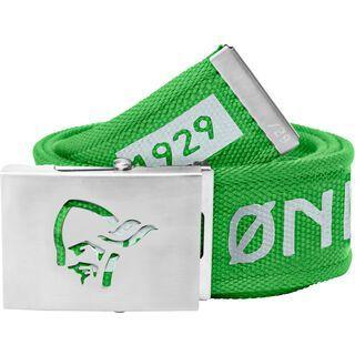 Norrona /29 Viking Web Clip Belt, green mamba - Gürtel