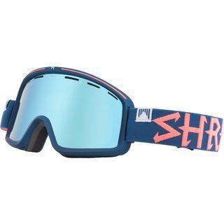 Shred Monocle, grab/Lens: frozen reflect smoke - Skibrille