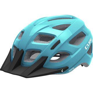 Cube Helm Tour Lite, iceblue metallic - Fahrradhelm