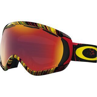Oakley Canopy, stumped rasta/Lens: prizm torch iridium