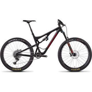 Santa Cruz Bronson CC X01 2018, carbon/sriracha - Mountainbike