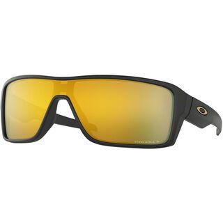 Oakley Ridgeline Prizm Polarized, matte black/Lens: prizm 24k polarized - Sonnenbrille