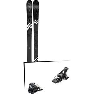 Set: K2 SKI Press 2019 + Tyrolia Attack² 13 GW solid black