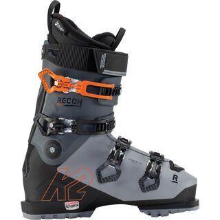 K2 SKI Recon 100 MV GripWalk 2021, gray-black-orange - Skiboots