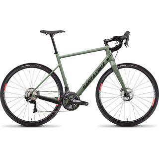 Santa Cruz Stigmata CC 700C Ultegra 2020, olive green - Gravelbike