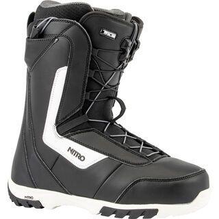 Nitro Sentinel TLS 2020, black - Snowboardschuhe