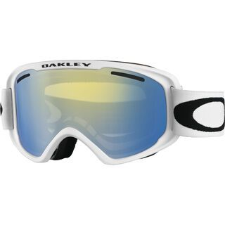Oakley O2 XM, matte white/Lens: hi yellow iridium