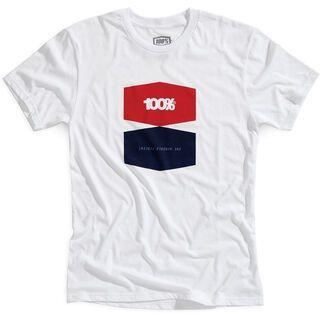 100% Balance T-Shirt, white