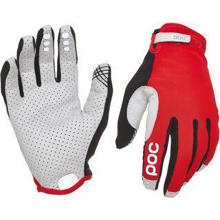 POC Resistance Enduro Adjustable Glove, prismane red - Fahrradhandschuhe