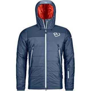 Ortovox Swisswool Verbier Jacket M, night blue blend - Thermojacke