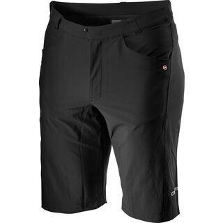Castelli Unlimited Baggy Short, black - Radhose