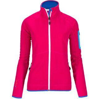 Ortovox Merino Tec-Fleece Jacket Women, very berry - Fleecejacke
