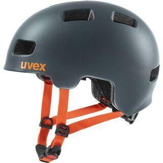 uvex hlmt 4 cc, petrol mat - Fahrradhelm
