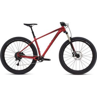 Specialized Fuse Comp 6Fattie 2017, red/black - Mountainbike