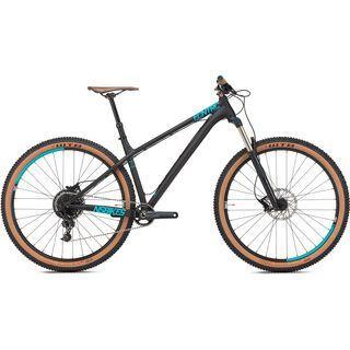 NS Bikes Eccentric Alu 29 2018, black - Mountainbike