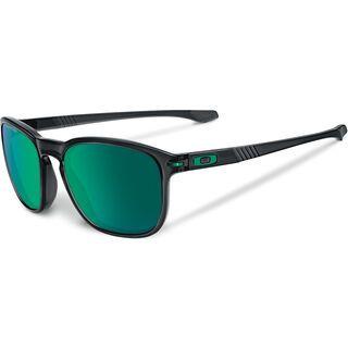 Oakley Enduro Ink Collection, black ink/jade iridium polarized - Sonnenbrille
