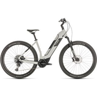 Cube Nuride Hybrid EXC 625 2020, grey´n´black - E-Bike