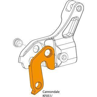 Cannondale KF051 Schaltauge