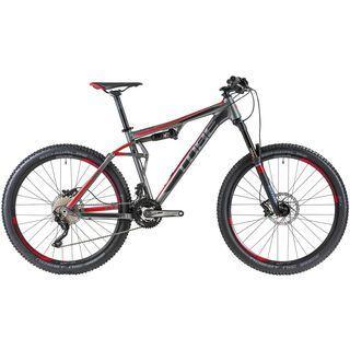 Cube AMS 150 HPA Pro 27.5 2014, grey/flashred - Mountainbike