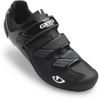 Giro Treble II, black - Radschuhe