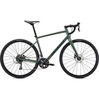 Specialized Diverge Base E5 sage green/forest green/chrome 2021