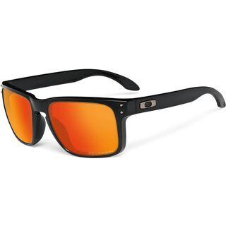 Oakley Holbrook Polarized, matte black/Lens: ruby iridium - Sonnenbrille