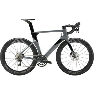 Cannondale SystemSix Carbon Dura-Ace 2019, stealth grey - Rennrad