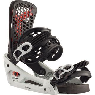 Burton Genesis EST 2020, black/frost - Snowboardbindung