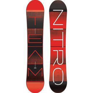 Nitro Team Gullwing Wide 2016 - Snowboard