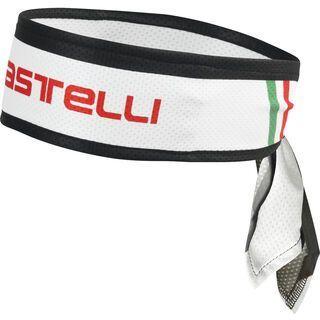 Castelli Headband, white - Stirnband