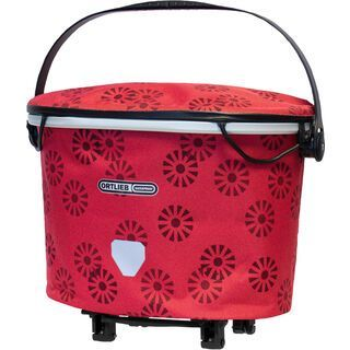 Ortlieb Up-Town Rack Design Floral