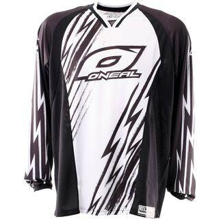 ONeal Element FR Jersey, black/white - Radtrikot