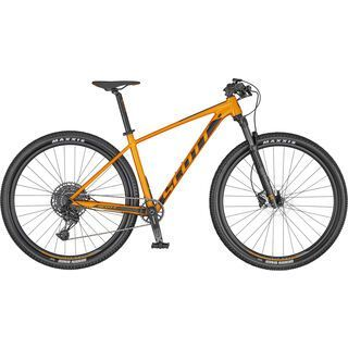 Scott Scale 970 2020, orange/black - Mountainbike
