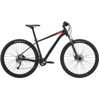 Cannondale Trail 6 27.5 2018, black - Mountainbike