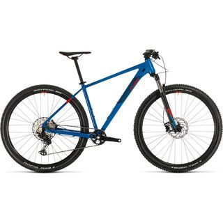 Cube Reaction Pro 29 2020, blue´n´red - Mountainbike
