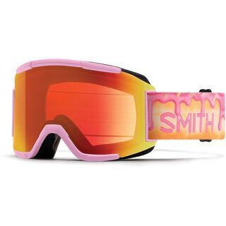 Smith Squad Gus Kenworth inkl. WS, Lens: cp everyday red mir - Skibrille