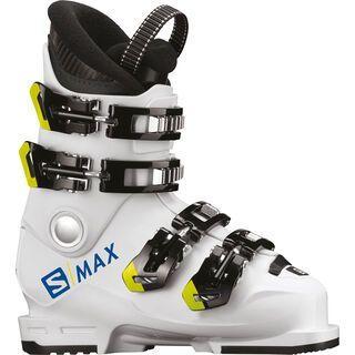 Salomon S/Max 60T M 2021, white/acid green - Skiboots